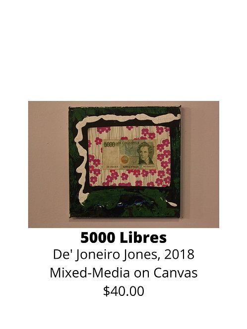 5000 Libres