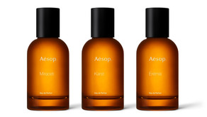 【Aesop虛實之境系列三款香水】浪船、彼岸與荒境為靈感