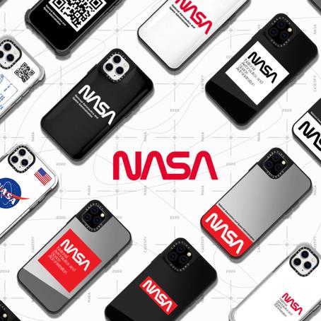【CASETiFY 最新太空任務】 NASA 裝備啟航