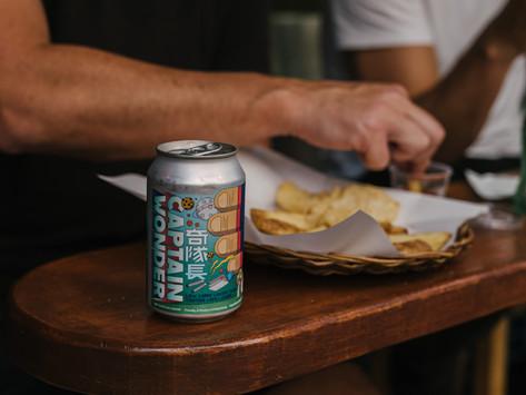 【香港釀製手工啤酒-奇隊長與叉燒俠】#DrinkForGood