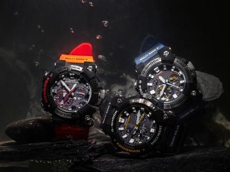 再衝擊極限 潛水手錶GWF-A1000