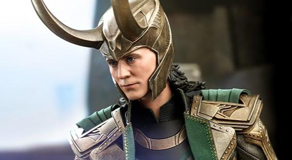 史上最帥氣奸角 HotToys Loki洛基《終局之戰》囚禁版 登場