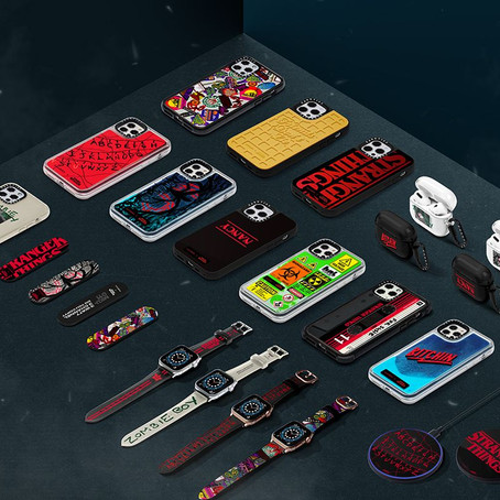 【Stranger Things x CASETiFY】首間九龍店殺入K11 Musea