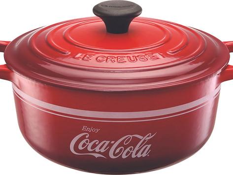 【可口可樂多重聖誕驚喜】首度露面限量版氣炸鍋