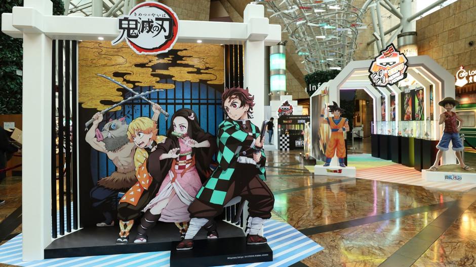 【香港⾸度「BANPRESTO EXPO」來襲】⼈氣動漫展區 同場加映全球⾸發限定商品