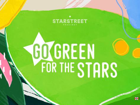 【世界地球月2021下的星街小區】綠色生活的小確幸