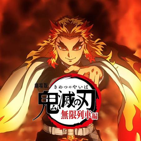 【鬼滅之刃 劇場版 無限列車篇】與鬼殺隊炎柱·煉獄杏壽郎會合