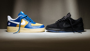 【UNDEFEATED x NIKE DUNK VS AF1 5 ON IT】新配色再下一城