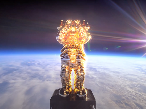 地球太危險 下一站KAWS:HOLIDAY SPACE