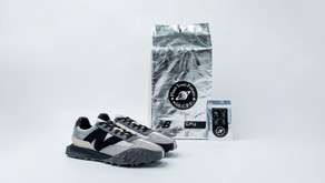【C.P.U. x New Balance「XC-72」】 限量「太空銀」鞋袋