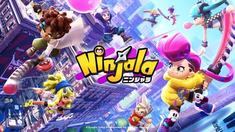 Switch免費制遊戲《泡泡糖忍戰Ninjala》值得期待嗎??