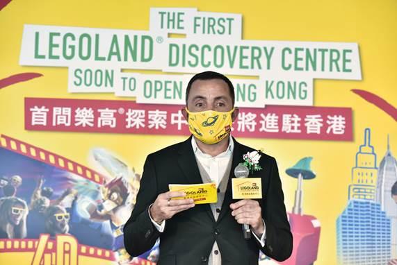 【香港樂高®探索中心2021年K11 MUSEA 始動】LEGO迷必到