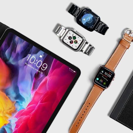 【CASETiFY 錶帶系列全面升級】兼容全新Apple Watch Series
