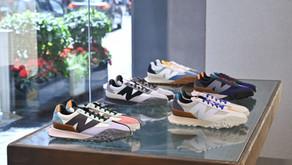 【New Balance銅鑼灣Fashion Walk 概念店啟動】三方聯名舉行期間限定「XC-72 Retro-Futurism」展覽