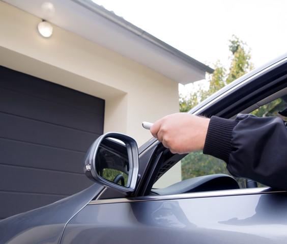 Télécommande pour porte de garage