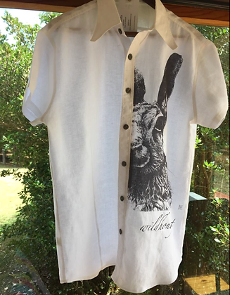 Tessa Mills Design - Linen, short-sleeve