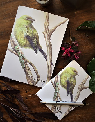 Bellbird Notebook