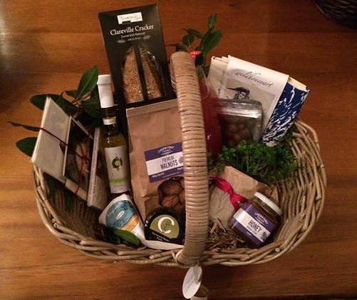 Large Christmas Gift Basket
