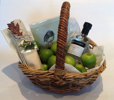 Mother's Little Helper: Limes & Lighthouse Gin