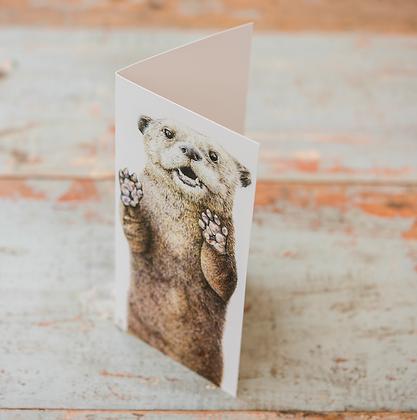 Otter DL Card