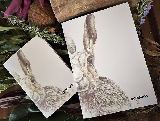Moon Hare Notebook