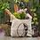 Thumbnail: Mr Fox Organic Cotton Grocery Bag