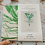 Thumbnail: Natural Tea Towel with Peacock Feather