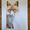 Thumbnail: 'Grace' Fox SRA2 Open Edition Print