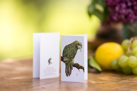 Mini Kakapo Gift Card