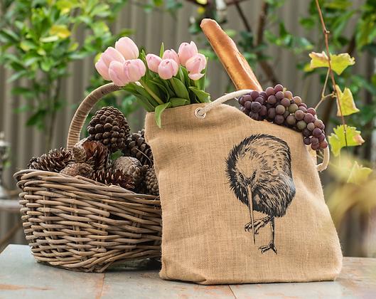 Kiwi Jute Bag