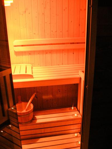 B&B Il Ciliegio La Thuile sauna