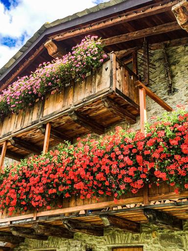 B&B Il Ciliegio La Thuile estate