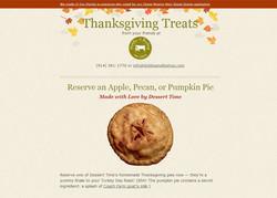 Dobbs & Bishop Thanksgiving email