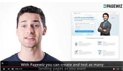 Pagewiz YouTube Ad