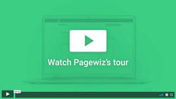 Pagewiz video tour