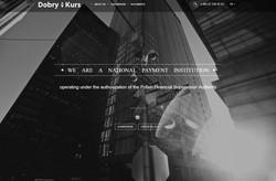 Dobry Kurs website