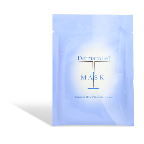Dermaroller Intensive Hyaluronic Moisturizer Mask (single mask)