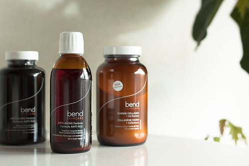 Bend Beauty Pckg | Renew+Protect Liquid or Capsules (Buy 3, Get 1 FREE)