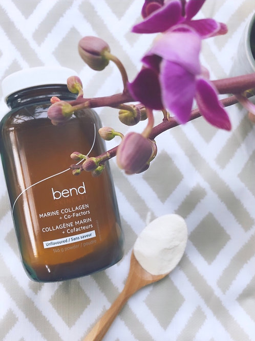 Bend Beauty Marine Collagen+Co Factors Bundle