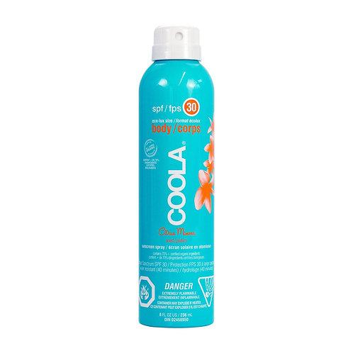 COOLA Citrus Mimosa SPF 30 Spray