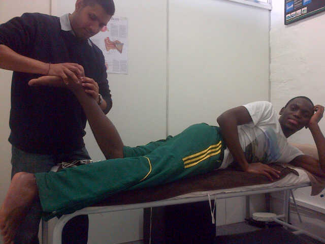 Durban Physiotherapist Sumeshen