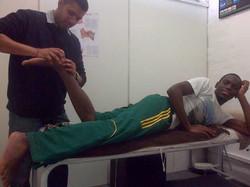 Durban Physiotherapist Sumeshen