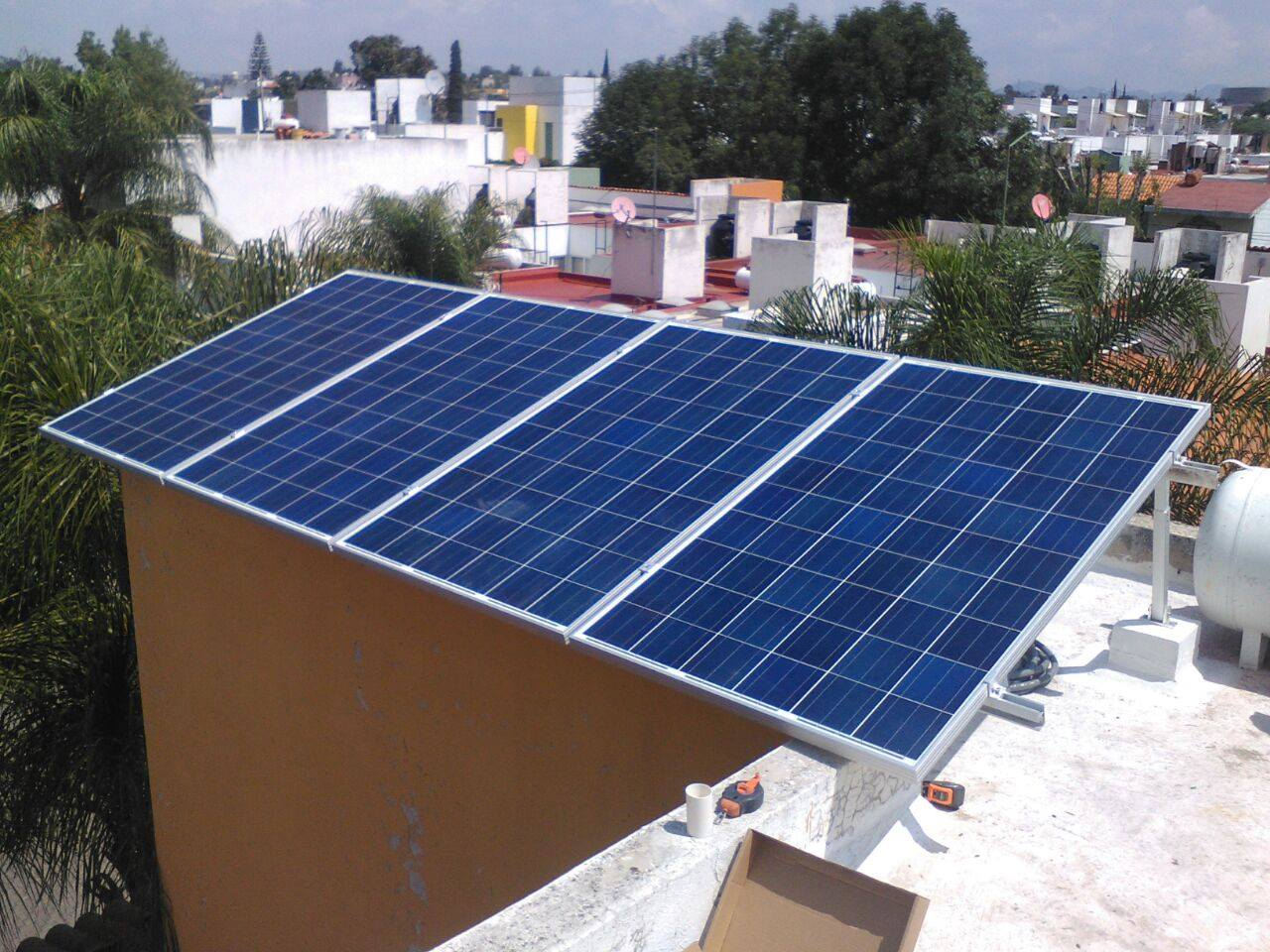 1.00 KW_Unimen_poly 250 panel_Mexico
