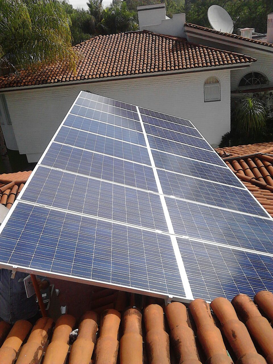 4 KW_Unimen poly 250W panel_Colinas de San Javier_Mexico