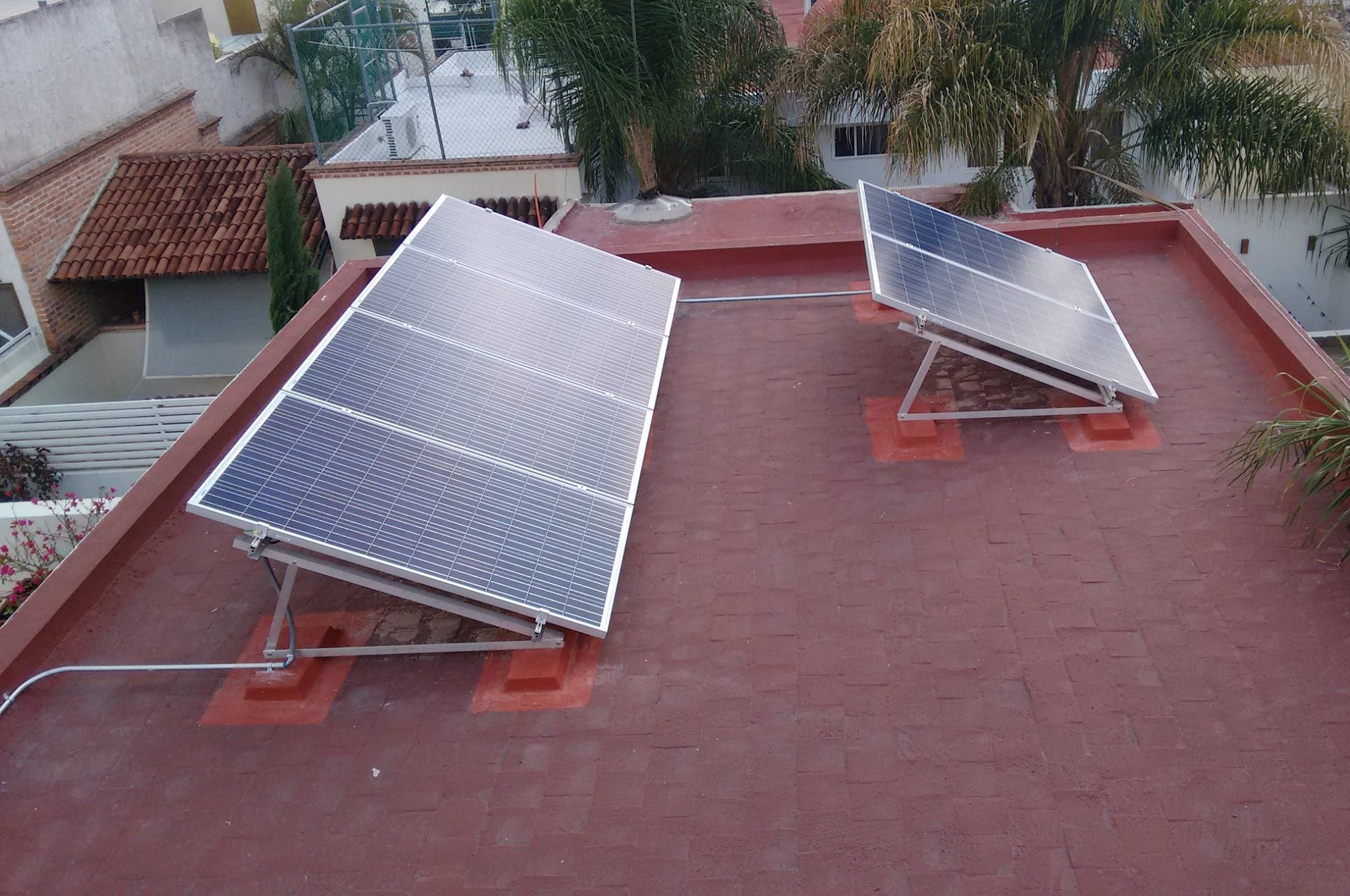 1.50_KW_Unimen_poly_250W_panel_Colonia_Juárez_Mexico
