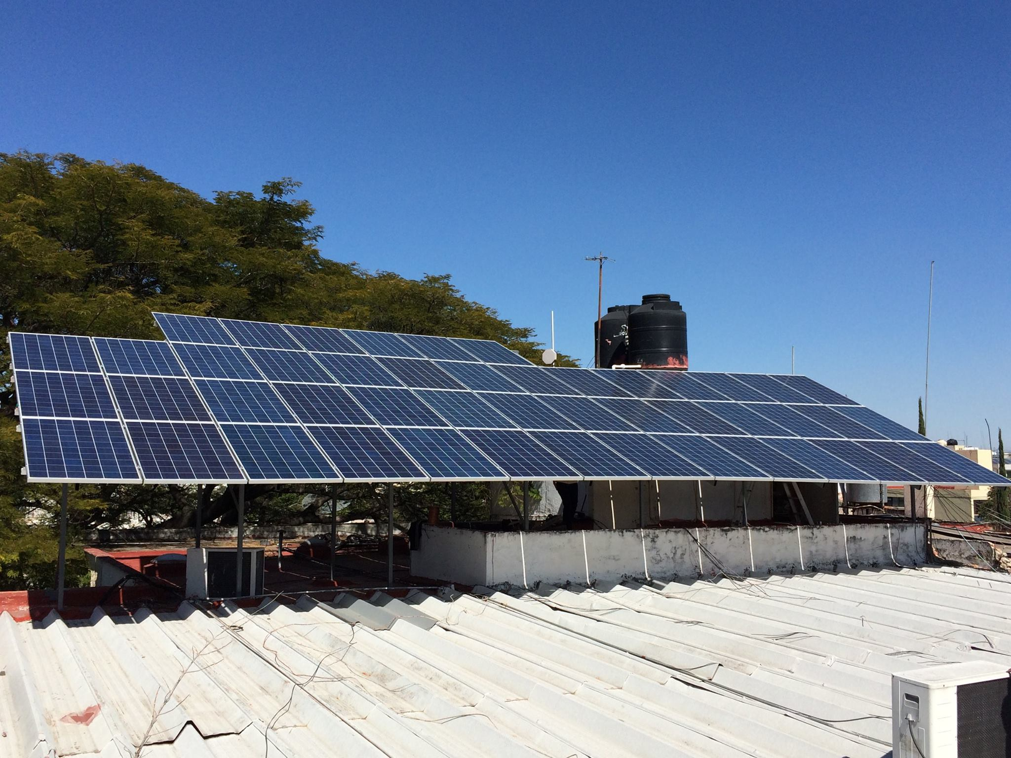 12.00 KW_Unimen_poly 250 panel_Mexico