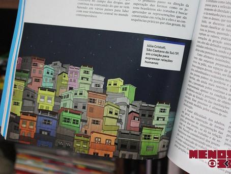 Caderno 'Menos 30' - Globo