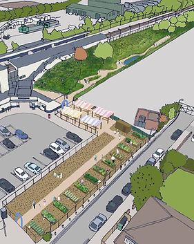 Station Greening_Birds Eye View_A3_Both.