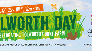 Tolworth Day: Celebrating Tolworth Court Farm | Part of the Mayor of London's National Park City