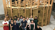 MA Architecture Students Design New Nature Hide for Tolworth